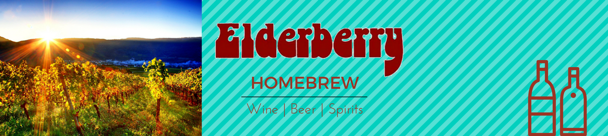 Elderberry Home Brew