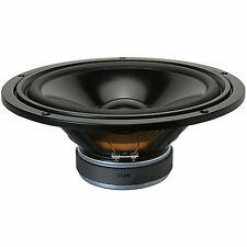 """Visaton W250S-8 10"""" Woofer with Treated Paper Cone 8 Ohm"""