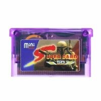 Supercard Flash Card Mini SD Card Adapter For GBA GBASP GBM IDS NDS NDSL