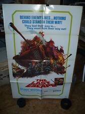 LAST ESCAPE, orig 1-sh / movie poster (Stuart Whitman, John Collin)  1969