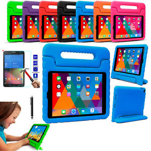 Children Kids Handle Shockproof EVA Case Cover For Samsung Galaxy Tab A S2 S3 S4