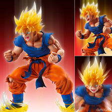 Medicos Dragonball Z Kai Super Saiyan Son Gokou/Goku Clear Hair Figure