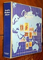 CatalinaStamps:  A-Z Countries in 1971 Scott's Modern Album, 1451 Stamps, D359
