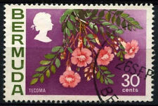 Bermuda 1970-5 SG#261, 30c Flowers Definitives Used #D37760
