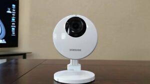 Samsung SmartCam SNH-P6410BN HD Pro 1080p Indoor Wired/WiFi IP Camera
