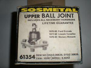75 76 77 78 79 80 FORD GRANADA VERSAILLES MONARCH Suspension Ball Joint K8242