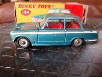 Boxed, Dinky toys No134, Triumph Vitesse