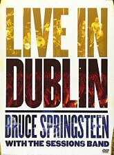 BRUCE SPRINGSTEEN Live In Dublin DVD BRAND NEW PAL Region 0