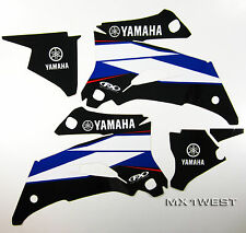Yamaha WR250F 2012 2013 2014 Sticker Kit Graphics 20-01236
