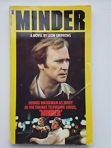 Minder by Leon Griffiths 1979