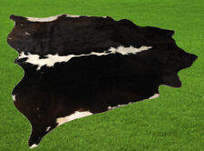 """100% New Cowhide Rugs Area Cow Skin Leather (56"""" x 61"""") Cow hide SA-2509"""