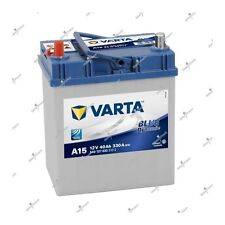 Batterie Blue Dynamic Varta A15 12V 40ah 330A 540127033 187x140x227mm