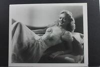 "Myrna Dell Reclining Shot - 8x10"" Photo Print - Vintage L1277D"