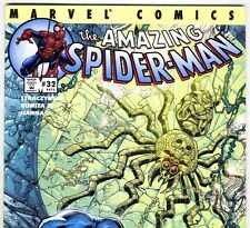 The Amazing Spider-Man #473 Pizza of the Soul  Aug. 2001 in VF/NM condition DM