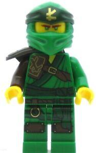 LEGO Ninjago Minifigure Lloyd Secrets of the Forbidden Spinjitzu (Genuine)