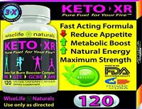 1X KETO XR Slim Weight Loss Supplements to Burn Fat Fast Best Ketosis Booster