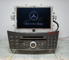 2011 EUROPE GENUINE Mercedes Benz W212 E550 2010 Navigation Comand Single DVD