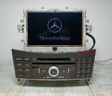 2011 EUROPE GENUINE Mercedes Benz W212 E550 2010 Navigation Comand Single DVD