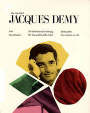 The Essential Jacques Demy Blu-ray Criterion Collection brand new