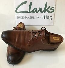 Clarks active AIR Smart Chaussures Cuir Taille UK 10 EU 44.5