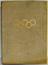 1952 German Olympic Committee Report Oslo Helsinki Games Deutsche Olympc Society