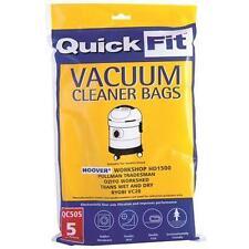 Ozito Workshed Vacuum Bags Pack of 5