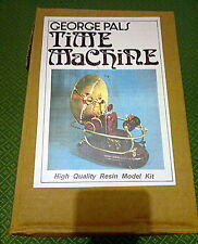 Limited Edition George Pal's time machine resin kit very rare