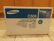 Samsung C508 Cyan Toner Cartridge, Printer Cartridge