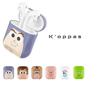 Official Disney Toy Story Airpods Big Face Hard Case Cover 100% Authentic
