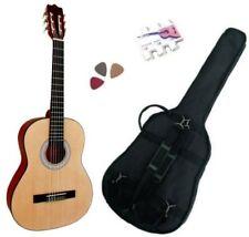 Pack Guitare Classique 1/2 Pour Enfant (6-9ans) Avec 3 Accessoires (nature)