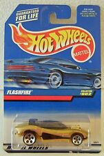 1998  Mattel Hot Wheels Flashfire  NEW