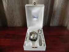 Letang Remy Paris French Egg Cup & Spoon in Box