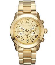 Michael Kors MK5726 Mercer Champagne Chronograph Unisex Watch