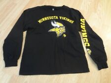 ad940b6bd36 Youth Girls Minnesota Vikings M (8) L/S T-Shirt Tee (