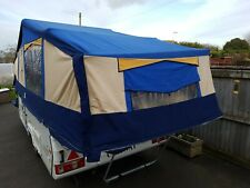 Underbed Skirts for 2006 to 2007 Conway Cruiser - Blue  unused and still bagged