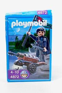 Playmobil Abenteuer / Ritter - 4872 Raubritter mit Geschütz - komplett in OVP