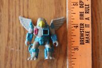 1987 Hasbro Takara Battle Beasts Action Figure Eagle Gray Bird