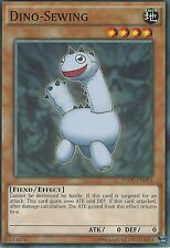 YU-GI-OH CARD: DINO-SEWING - INOV-EN093