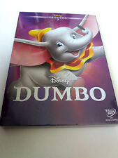 "DVD ""DUMBO"" PRECINTADO SEALED CON FUNDA CARTON SLIPCOVER WALT DISNEY CLASICOS 4"