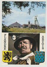 CPSM Carte postale Nord Flandre Artois Mineur terril