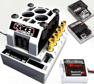 Tekin RX8 GEN3 Brushless ESC PLUS HOTWIRE 3.0 - TEKTT2302 TEKTT1452 Package Deal