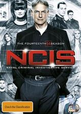 NCIS - COMPLETE SEASON 14 ''genuine''  - DVD - UK Compatible -  sealed