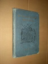 HOW TO DANCE THE REVIVED ANCIENT DANCES. ARDERN HOLT. 1907 1st EDITION HARDBACK