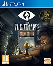 Namco Ps4 Little Nightmares Deluxe Edition