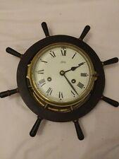 Vintage Schatz Royal Mariner Ships Clock