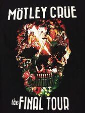 Motley Crue 2015 Final Tour Shirt-M