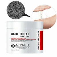 MEDI-PEEL Naite Thread Neck Cream 100ml (3.3 oz) Korea Cosmetics + Free Gift