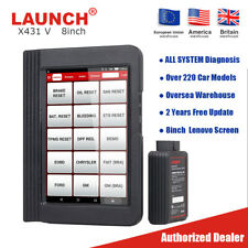 LAUNCH X431 V 8inch Tablet Wifi/Bluetooth OBD2 Full ECU System Diagnostic Tool