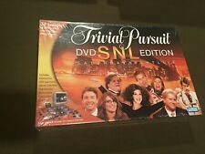 DVD SNL Trivial Pursuit Family Board Game 2004 Saturday Night Live Edition NEW
