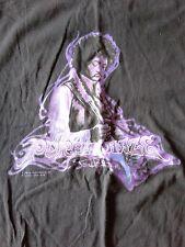 Jimi Hendrix Purple Haze used shirt L